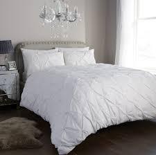 91napjzvbal bed linen sets home design olivia rocco diamond pintuck duvet cover set with pillow cases