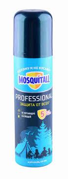 <b>Аэрозоль Mosquitall Профессиональная защита</b>, 150мл - купить ...