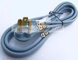 6 foot dryer cord 3 prong electric dryer cord 125 250v 30a 6 foot dryer cord 3 prong electric dryer cord 125 250v 30a cord