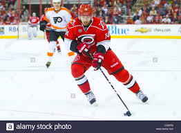 Carolina Hurricane Andreas Nodl in an NHL game during the 2011-2012 Stock  Photo - Alamy