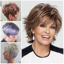 Cute Hairstyles For Older Women Hairstyles 2019 Ideas