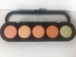 makeup atelier paris corrector concealer palette