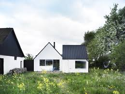 Scandinavian Exterior by LASC Studio