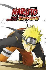 Naruto Shippuden – The Movie (2007) - Poster — The Movie Database (TMDB)