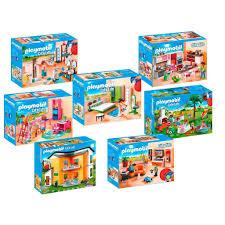 Playmobil 92669272 Modernes Wohnhaus Set 1 7er Real