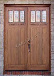 double exterior doors. craftsman double doors in 8\u0027 0 exterior