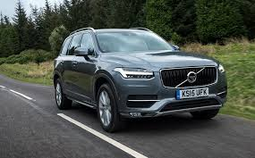 Volvo V60 Colour Chart The Clarkson Review Volvo Xc90 2015