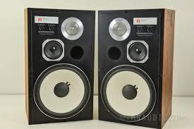 vintage jbl speakers. jbl l-112 vintage speakers; artfully refinished to near perfection - stunning! speakers