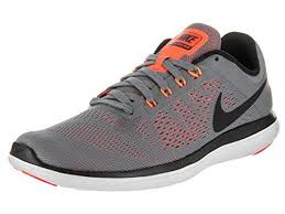 nike running shoes 2016 black. nike men\u0027s flex 2016 rn cool grey/black/black/white running shoe 10 men us: whether you\u0027re training for your first race or are just getting back into a gym shoes black
