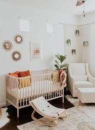 Cômodo com três camas e um berço. Quarto De Bebe Menina 71 Projetos E Decoracoes Incriveis Diulie Ferreira