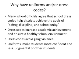 essay on school dress code schools dont need dress codes opinion seacoastonline com