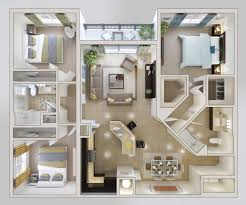 Small One Bedroom House Plans Small 3 Bedroom House Plans Mestrepastinha Bedroom Decor