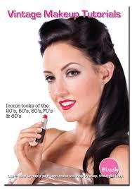amazon vine makeup tutorials iconic looks of the 20s 50s 60s 70s and 80s danica jarn will wernick s tv