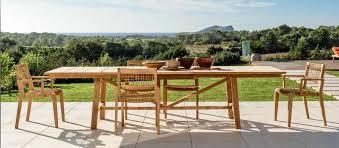 Tavolo In Teak Manutenzione : I migliori tavoli da giardino e esterno prezzi offerte