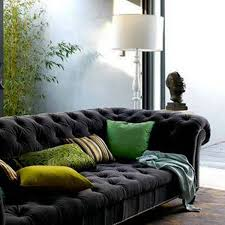 home office repin image sofa wall. Harvest: Color Update: Graphite Gray Sofas Like The Green And Chartreuse Pillows With Grey Home Office Repin Image Sofa Wall A