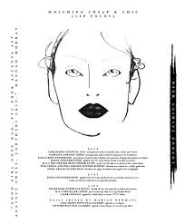 Mac London Aw13 Daily Face Chart For February 16th The