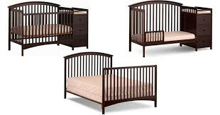 hurry over and checkout this super deal they are offering a stork craft 4 in 1 convertible crib with changing table for just 160 50 reg 329