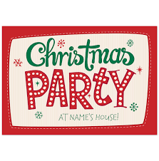 pin Text clipart christmas party #3
