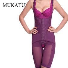 womens slimming underwear bodysuit body shaper waist lingerie shapewear postpartum recovery with zipper