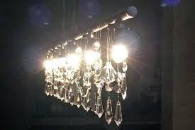 linear crystal chandelier gallery modern contemporary chandelier light w crystal modern rain drop chandeliers linear pendant