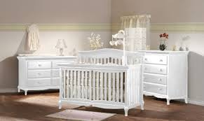 Twin nursery furniture sets