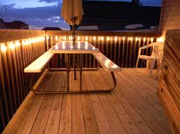 deck lighting ideas pictures. Outstanding Under Railing Deck Lighting Ideas And Fencing Strip Garden Outdoor Pictures C