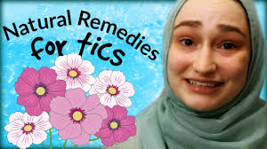 finding natural remes for tics