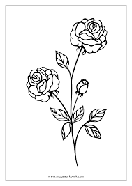 Most relevant best selling latest uploads. Flower Coloring Pages Plant Tree Coloring Pages Leaf Coloring Pages Free Printables Coloring Sheets Megaworkbook