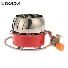 gas stove camping. Contemporary Stove Outdoor Portable Retracted Windproof Camping Backpacking Gas Stove  Equipment For Long Butane Cartridge Intended