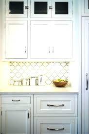 mosaic lantern tile backsplash kitchen