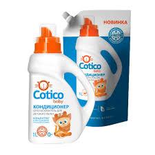<b>Cotico</b>-baby <b>Кондиционер</b> ополаскиватель для <b>детского</b> белья ...
