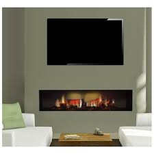 electric fire dimplex opti v pgf 20 fully recessed inset hole in the wall electric