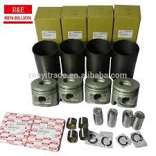 4hg1 Engine Liner Kits/cylinder Liner/piston For Isuzu - Buy 4hg1 ...