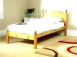 distressed wood bed frame – FLASHVORTEX