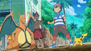 Pokemon Sun & Moon Episode 1 English Dubbed - Pokemon Episode Series