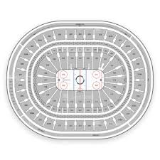 Philadelphia Flyers Seating Chart Map Seatgeek