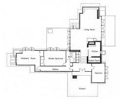 Free Frank Lloyd Wright Home Plans Blueprints Freedownload  ArafenFrank Lloyd Wright Floor Plan
