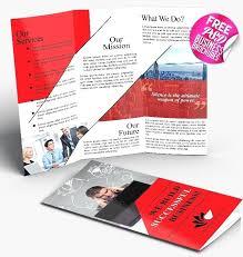 Company Brochure Template Free Top Construction Company