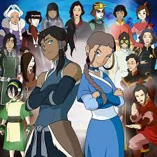 Avatar : The Last Airbender & The Legend of Korra
