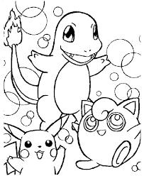 Pokemon Coloring Pages Pdf Printable Pokemon Coloring Pages Pokemon Drawing Online At