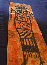 Large Decorative Ceramic Tiles African Tile Art eBay 93