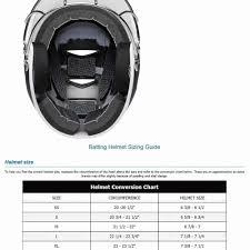 Up To Date Easton Batting Helmets Size Chart T Ball Helmet