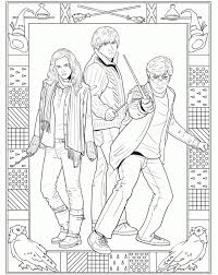 Small Picture Get This Harry Potter Coloring Pages Free to Print 67448