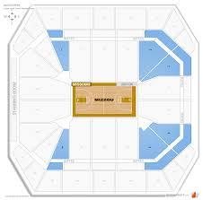 Mizzou Arena Missouri Seating Guide Rateyourseats Com