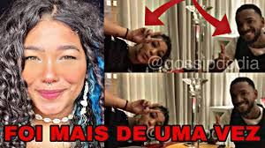 ELA MENTIU! VAZAM FOTOS DE LISA BARCELOS E NEGO DO BOREL JUNTOS E AMIGO DIZ  QUE ELES SE VIAM SEMPRE! - YouTube
