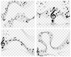 Music Staff Treble Clef Musical Designs With Elements From Music Staff Treble Clef