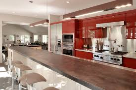 denver hanging light fixtures with contemporary ovens kitchen and under cabinet lighting stainless steel countertop