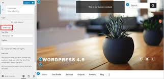 Custom Wordpress Header Design How To Create Custom Header In Wordpress
