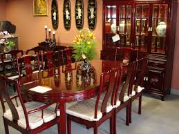 rosewood dining furniture sets chairs regarding oriental table remodel 16