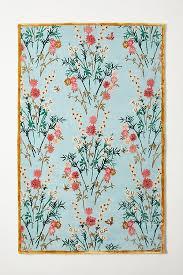 Wendy Morrison Hand-Tufted Flowers of Virtue Rug | Anthropologie